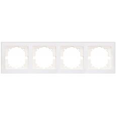 TABLET 四位通用外框-白色