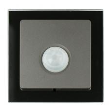 TABLET GLASS带开关感应开关-玻璃黑色外框/豪华灰色面板