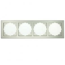 TABLET四位外框-豪華灰色