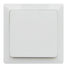 SINGLE TWO WAY SWITCH-WHITE-LUX