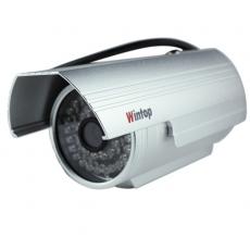 无线户外防水摄像头-银色-内盒装