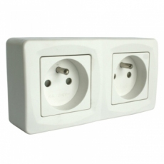 Double French Socket-Fast Connection-Uniform