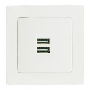 DUAL USB CHARGER SOCKET-Future