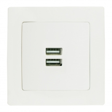 DUAL USB CHARGER SOCKET-Future