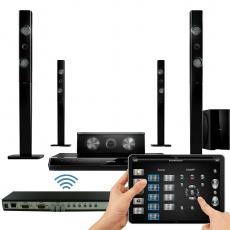 11路智能家庭影院控制器