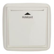 LOTUS 酒店插卡取电-白色