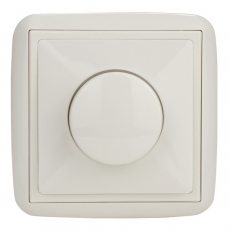 LOTUS 单控卤素调光器500W-白色
