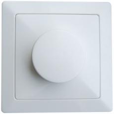 LUX 雙控白熾燈調光器300W-白色