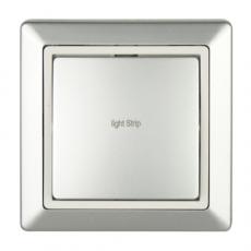 Forbes Single Switch -Titanium