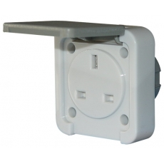 IP44 British Power Socket-Mask