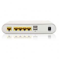 美国进口智能家庭控制中心 智能路由器 (Vera3)-白色