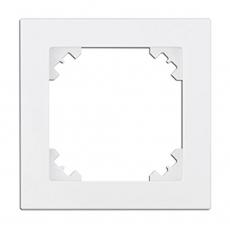 Face Single White Frame 6pcs per kit