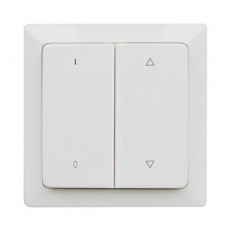 Lux Shutter Switch with up/down