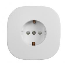 82Z Schuko socket,white