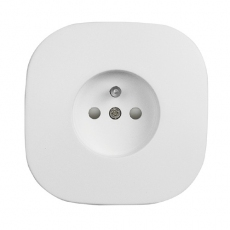 82Z French socket,white
