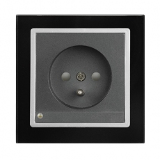 Fortune Schuko socket with Led