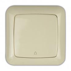 55K Doorbell Switch-Ivory -Karat