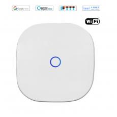 丰度AI 智能音箱WiFi触摸单开开关 82Z-白色